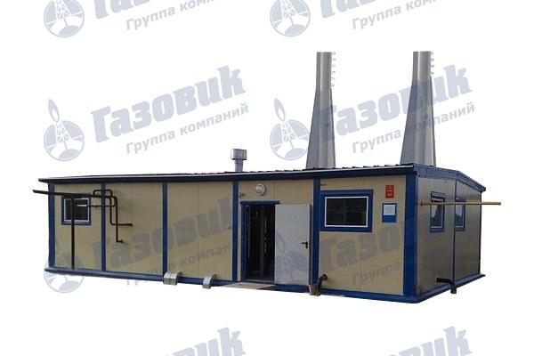 крышная котельная 100 150 квт