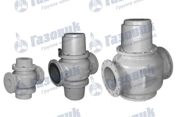 Газовые фильтры серии ФН в новом исполнение