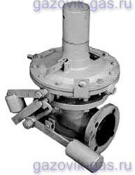 Предохранительно запорные клапаны на низкое давление газа ду20