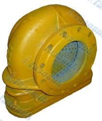 Фильтр газовый волосяной ФВ-100