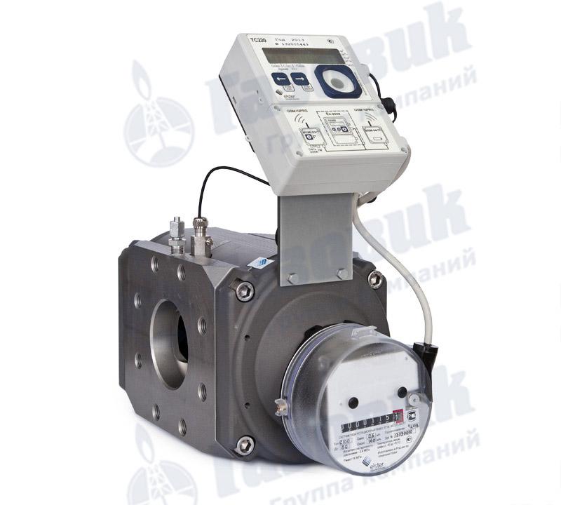 Комплекс для измерения количества газа СГ-ТК-Р-40 RABO G25