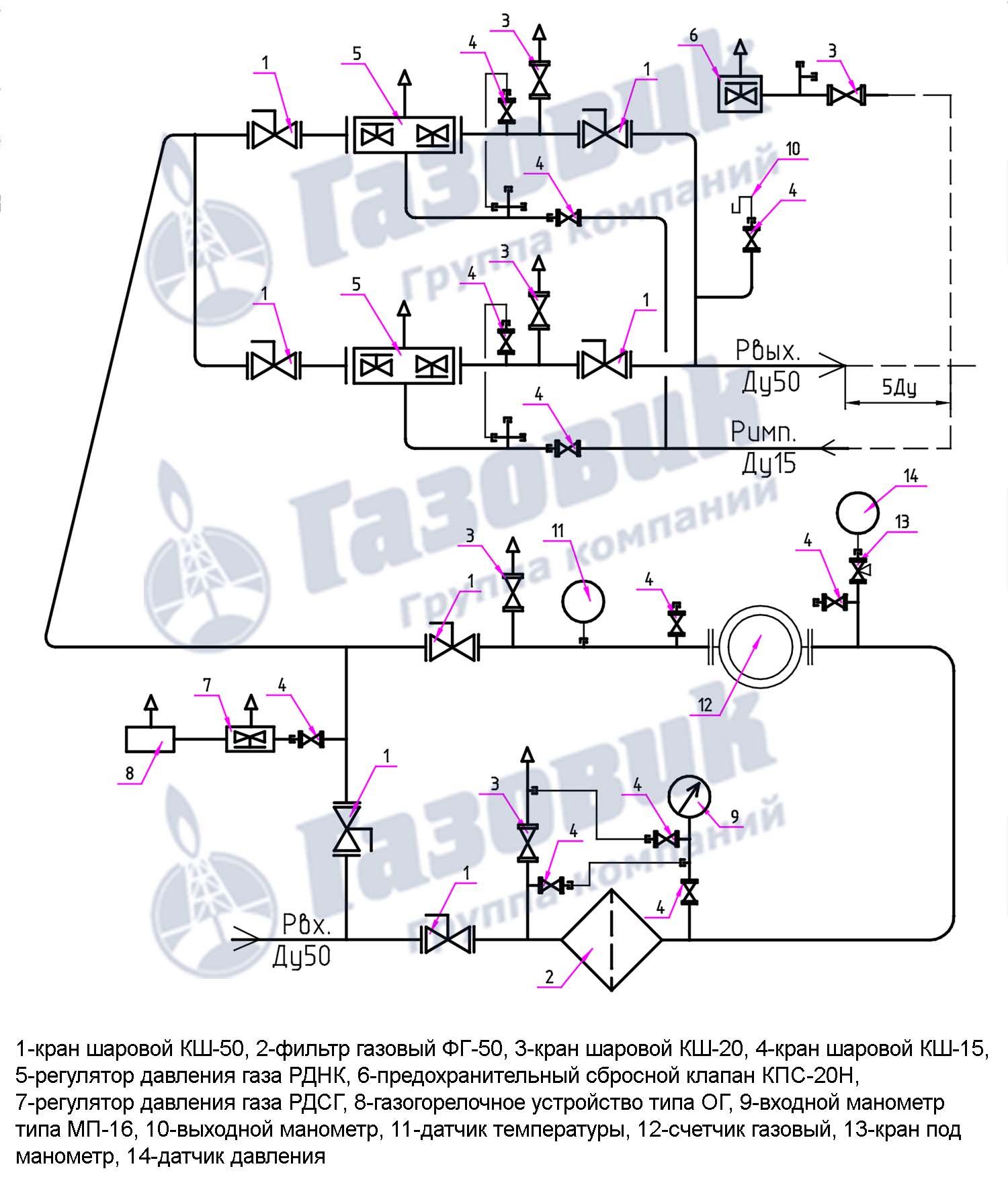 схема грпш-fe25