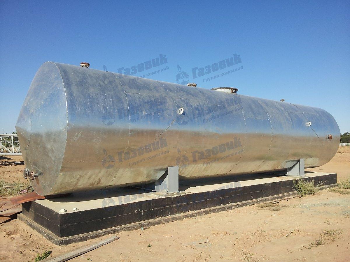 Автономная газовая котельная. Астраханская область.1