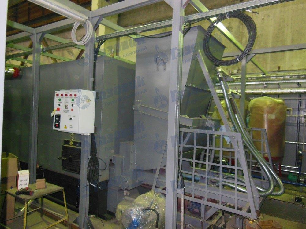 Угольная котельная ТКУ 2800 кВт