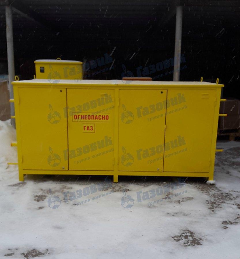 Фильтровентиляционный агрегат ФМА-1200У